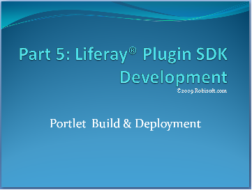 Part 5: Plugin SDK Development